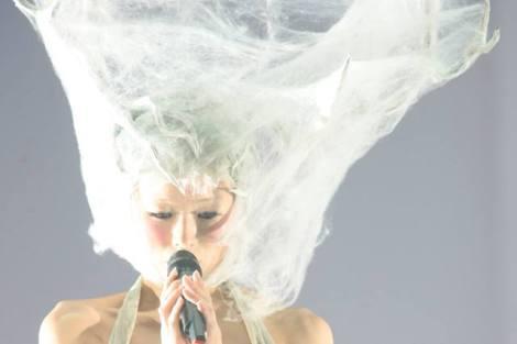 椎名林檎、新体制「news zero」テーマ曲を制作 客演アーティストは10・1解禁