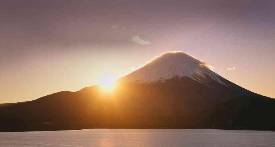 富士山が見たい