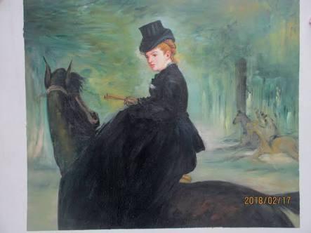 この絵画の作品名を知っていたらプラス