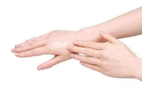 手湿疹の方