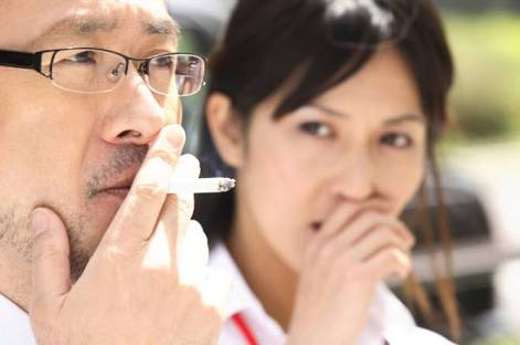 タバコが大嫌いな人集合!