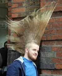 その髪型変だよ!って言ってあげよう