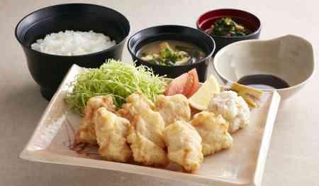 やっぱり日本食が好き