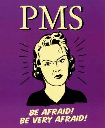 PMSの症状が続く期間どれぐらい?