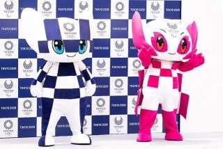 東京五輪、公式マスコットキャラの特大ぬいぐるみを14万円で販売する暴挙に