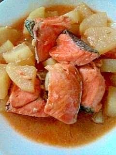 鮭を使った料理♪