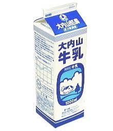 色々な地元牛乳がみたい