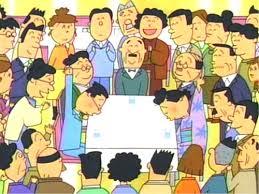 アニメ、漫画の集合絵が見たい!
