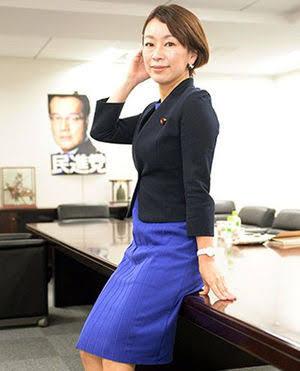 山尾志桜里氏、離婚報道に「一切回答しない」