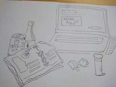 アナログでお絵描きするトピpart3