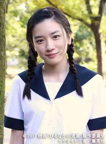 20代の主役級女優