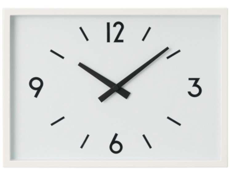 【家の掛け時計】どんなの掛けていますか?