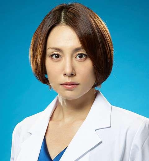 医師、看護師役が似合っていた女優、俳優
