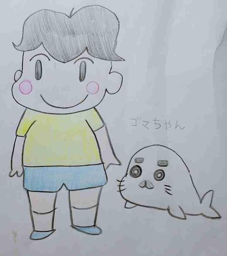 【漫画・アニメ・ゲーム】好きなキャラクターの絵を描こう