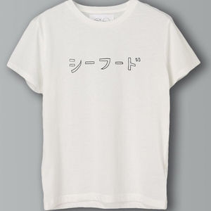絶対に着れないTシャツを貼っていきましょう!(いろんな意味で)