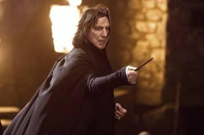【ハリー・ポッター】そろそろスネイプ先生について語りたい