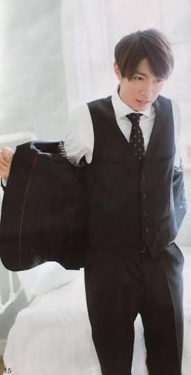 スーツが似合うジャニーズ