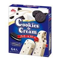 クッキー&クリームが好き!