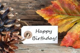 10月生まれのガルちゃん民をお祝いするトピ