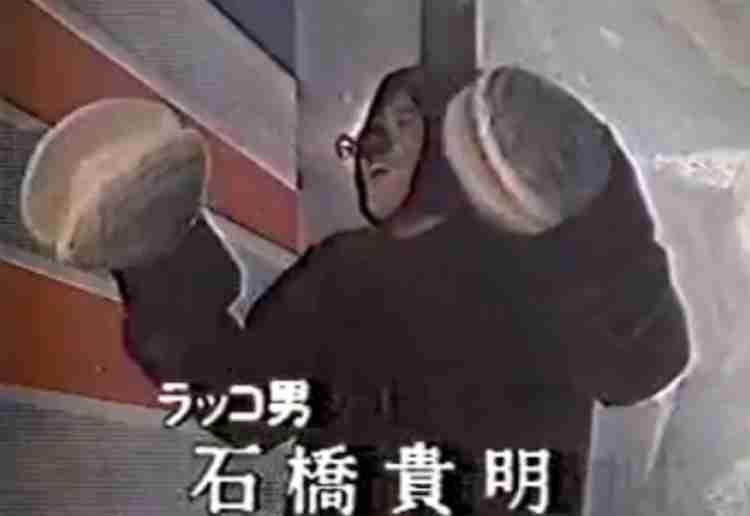 木梨憲武、仮面ノリダー姿を公開「悪い ...