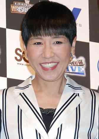 和田アキ子、のりピー復帰会見をチクリ