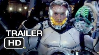 Pacific Rim Official Trailer #1 (2013) - Guillermo del Toro Movie HD - YouTube