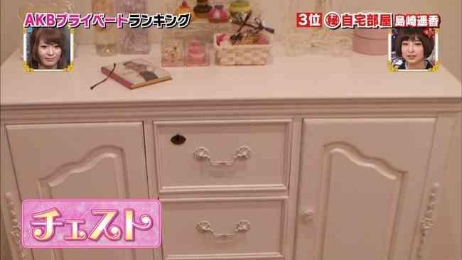 ぱるること島崎遥香の部屋が天使すぎると話題