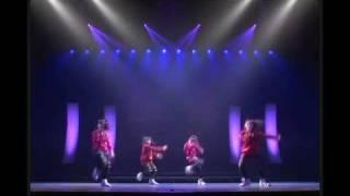 モーニング娘。9期メンバー鞘師里保 (Sayashi Riho) ダンスパフォーマンス - YouTube