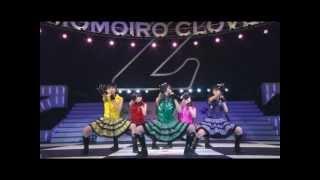 世界のももクロ&世界のモノノフ overture~無限の愛 横アリ2days MIX - YouTube