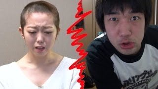 峯岸みなみの丸坊主騒動に物申す! - YouTube