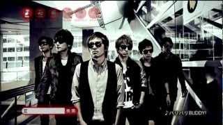 CM V6「バリバリBUDDY!」 - YouTube