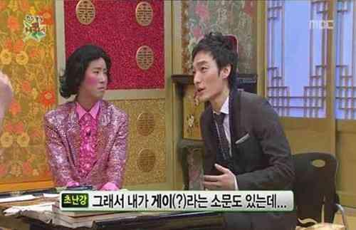 草なぎ剛の前で「猿のものまね」、韓国人芸人に視聴者が激怒