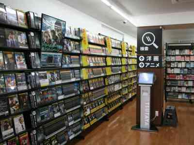 TSUTAYA、2012年DVDレンタル枚数が過去最高を記録!1人当たり年間29枚 - シネマトゥデイ