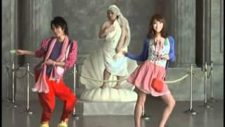 ロッテ Fits CM :: 美術館篇 2010年9月~ 佐々木希 佐藤健 渡辺直美 - YouTube
