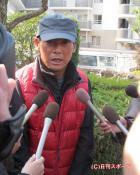 宍戸開「まる焦げ状態。父もショック」 - 芸能ニュース : nikkansports.com