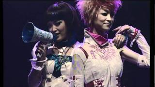 HANGRY&ANGRY-f 2011/07/01 JAPAN EXPO in France 「Reconquista」 - YouTube