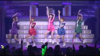 Morning musume Onna to Otoko no Lullaby Game Live Hello project winter 2011 - YouTube