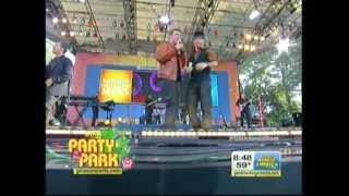 Backstreet Boys - I Want It That Way & Everybody (Good Morning America 08-31-2012) - YouTube