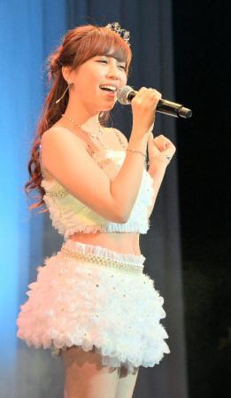 AKB48河西智美、ソロイベントも写真集触れず