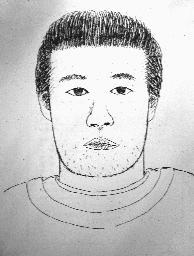 山梨県警が公開した男の似顔絵ww