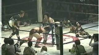 Akira Hokuto & Meiko Satomura vs Chigusa Nagayo & Ayako Hamada, 4/7/02 - YouTube