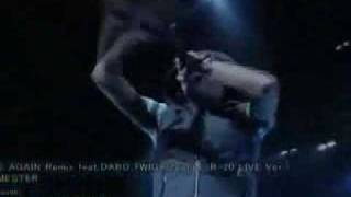 RHYMESTER feat.DABO,TWIGY,ZEEBRA - ONCE AGAIN Remix R-20 Live Ver. - YouTube