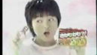 河合美智子CM ハウスさかなかな新発売編 - YouTube