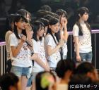 史上初の研究生コンサート - AKB48
