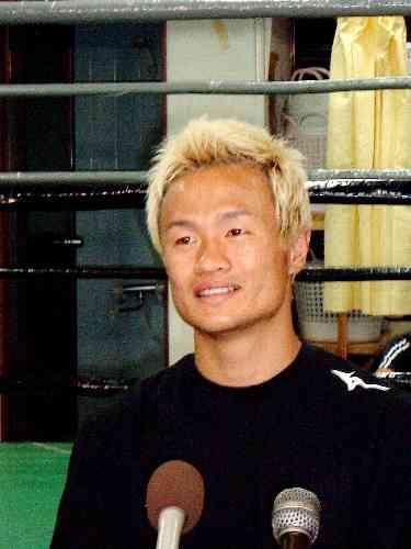 朝日新聞デジタル:ボクシング元世界王者逮捕 徳山昌守容疑者、傷害容疑で - 社会