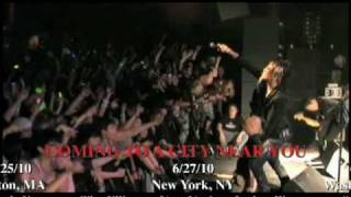 MIYAVI 2010 NORTH AMERICA - YouTube