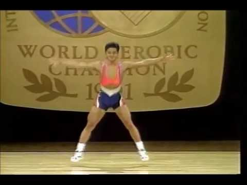 1991年 WAC男子シングル第3位 野村健一郎 - YouTube