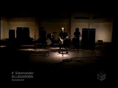 ELLEGARDEN   Salamander - YouTube