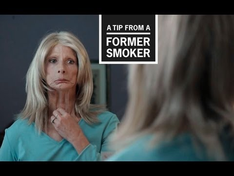 CDC: Tips from Former Smokers - Terrie's Ad - YouTube