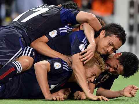 日本がW杯アジア最終予選を一位で通過 海外の反応 : つれさか -徒然サッカー雑記-